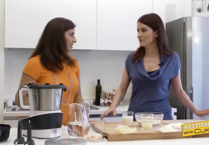 Video ricetta: risotto con pompelmo e gamberetti
