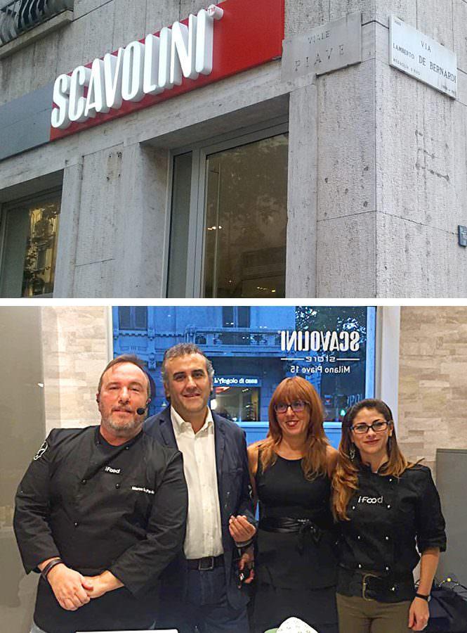 Inaugurazione Scavolini Store – Milano Piave 15