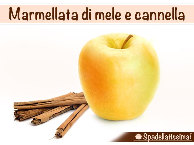 Marmellata Mele&Cannella