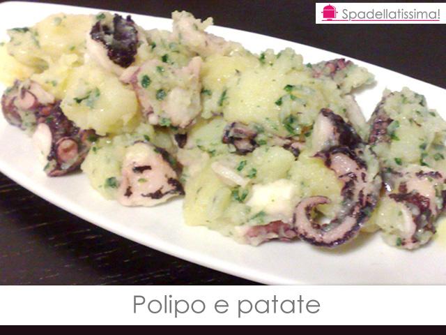 Polipo e patate