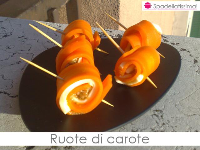Ruote di carote
