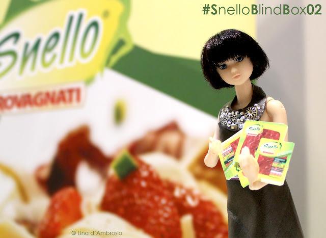 Snello Blind Box 02 – 4 blogger, 7 giurati e tanti prodotti Snello Rovagnati!