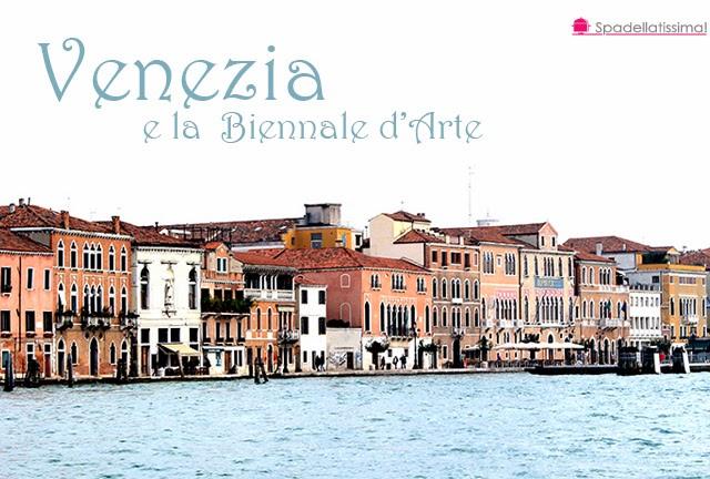 Venezia e la Biennale d'Arte 2013