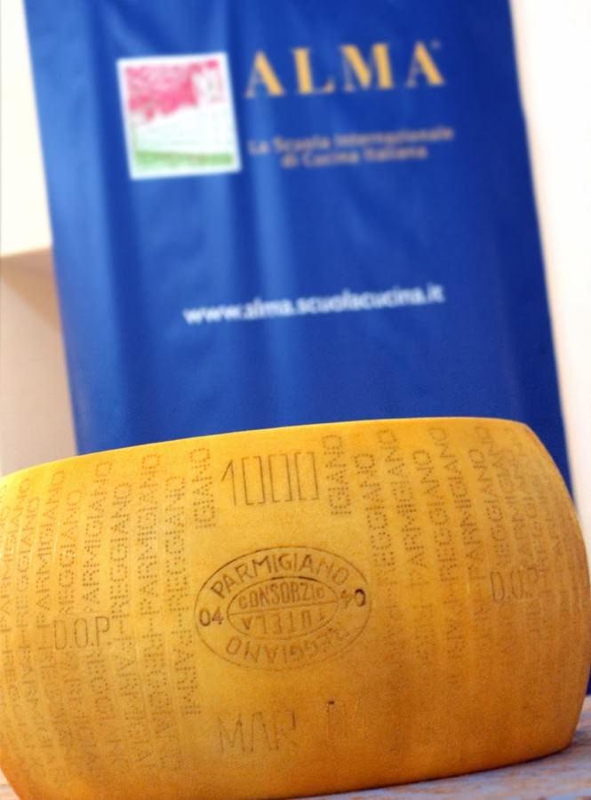Parmigiano Reggiano Academy e ALMA – Una giornata meravigliosa (Part 1)