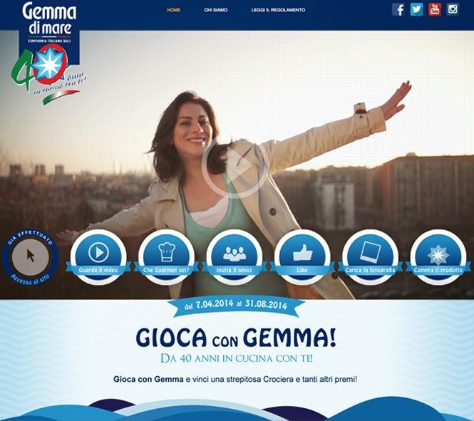 Il mio video per i 40 anni di Gemma di mare