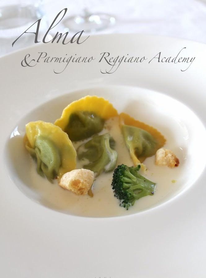 Alma & Parmigiano reggiano Academy (Part 2)