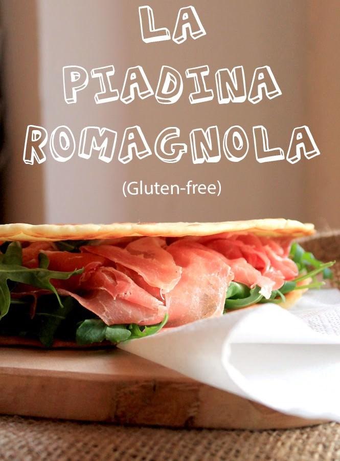 La Piadina romagnola senza glutine