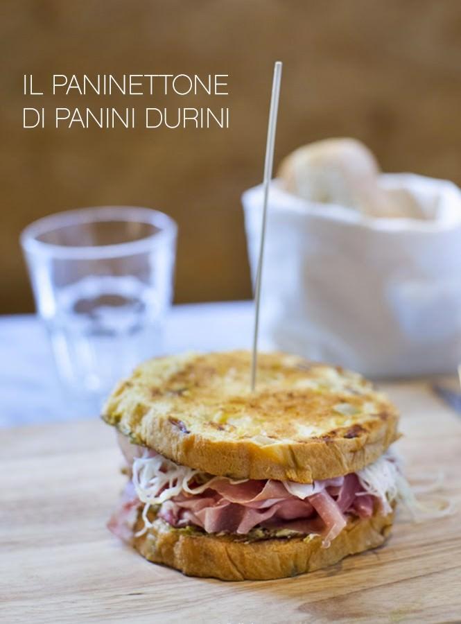 Come si ricicla il panettone? #PaniniDurini si è inventato il #Paninettone!