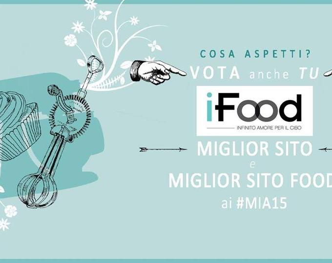 Vota iFood e la squadra di Net Addiction ai Macchianera Italian Awards