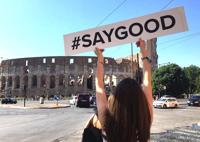 Say Good – Il primo raduno nazionale
