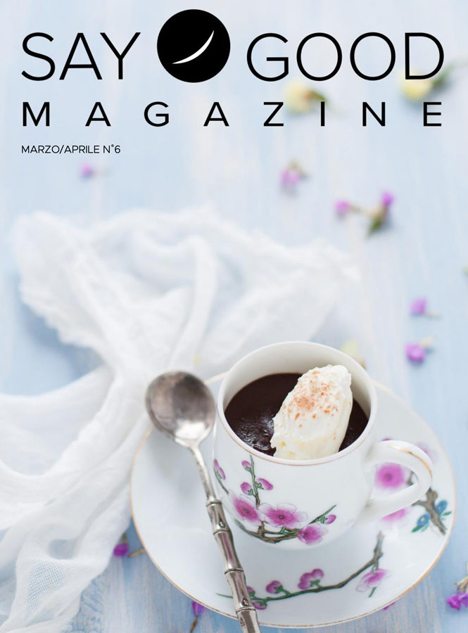 Say Good Magazine n°6 – Tante idee per Pasqua